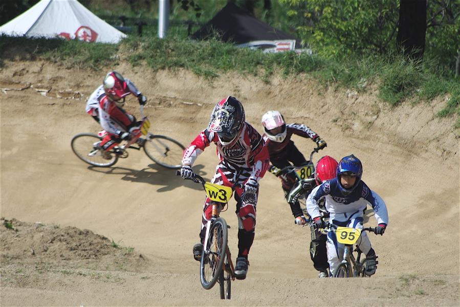 2008JBMXF西日本BMX選手権大会IN大阪VOL 5:年齢別クラス予選その2_b0065730_655554.jpg