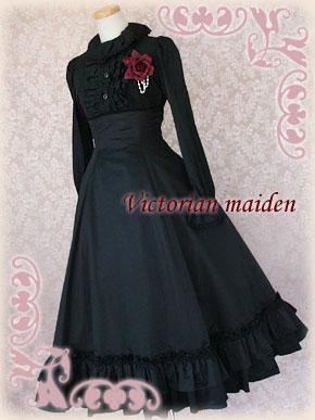コーディネイト画像を追加致しました。(Victorian maiden)_f0114717_19355532.jpg