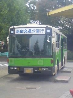 にいじゅく交通公園_e0004218_13325260.jpg