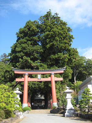 河口浅間神社。_b0135325_18331925.jpg
