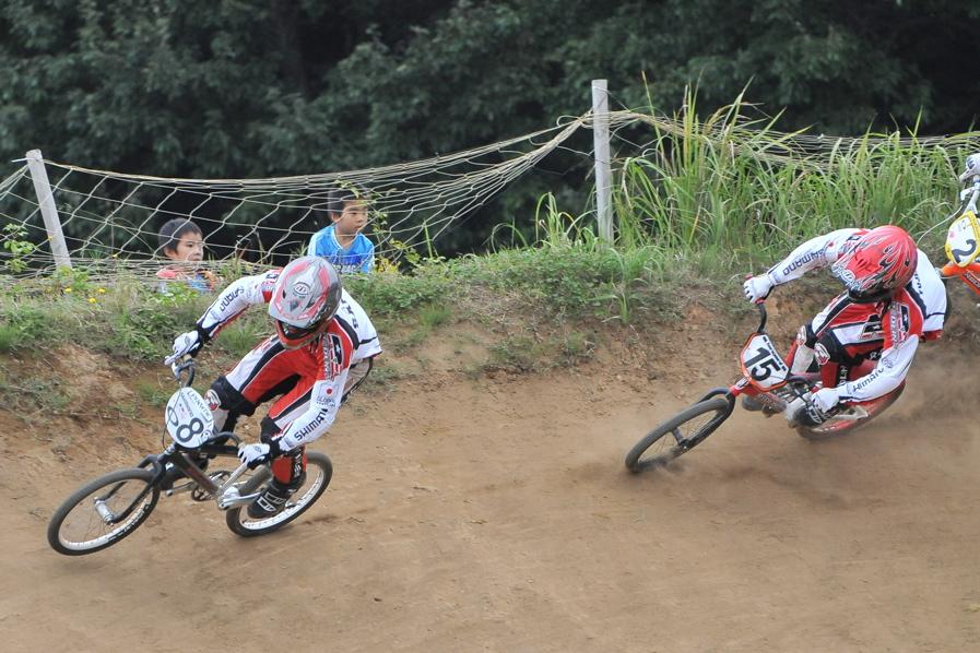 2008JOSF10月緑山定期戦VOL 1:BMXエリートクラス決勝_b0065730_2034460.jpg