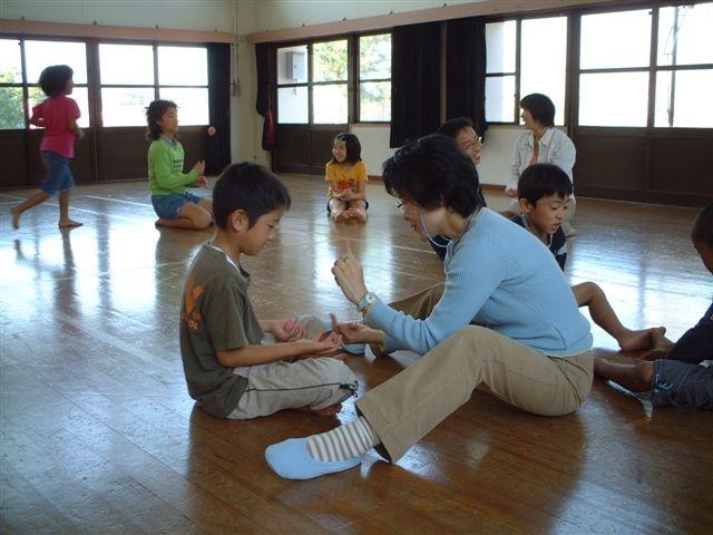 筑豊文化体験子ども教室 '08.10.18_f0040233_2241074.jpg