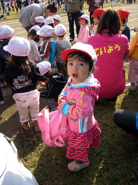 苺梨杏の運動会!_f0150893_1626517.jpg