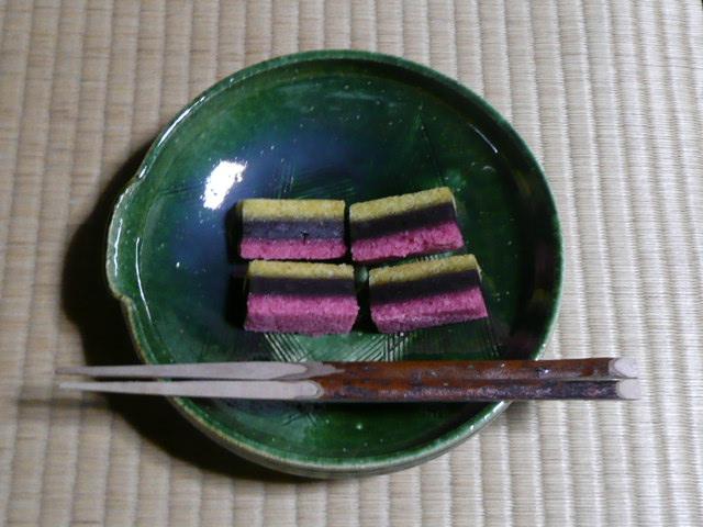 茶道のお手前の練習へ行きました♪_f0099147_742027.jpg