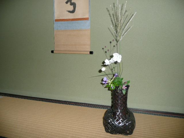 茶道のお手前の練習へ行きました♪_f0099147_74843.jpg
