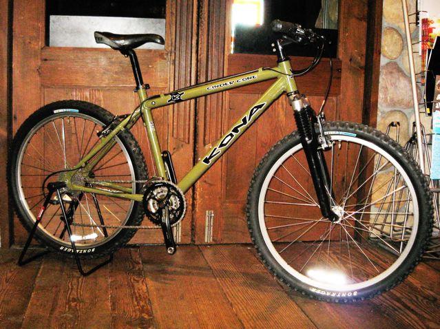 KONA CINDER CONE (Used Bike)_e0132852_2110149.jpg