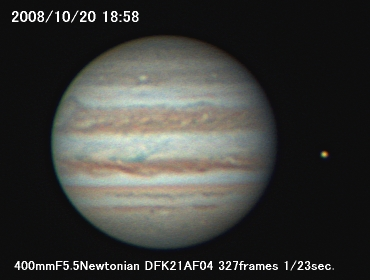 今日の木星_a0095470_23225989.jpg