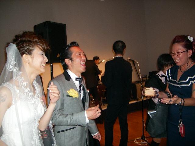 ♪Wedding  Party♪_e0138880_1027415.jpg