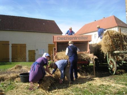 Drescherfest という名の小さな村の秋祭り_f0116158_532180.jpg