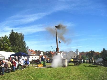 Drescherfest という名の小さな村の秋祭り_f0116158_544973.jpg