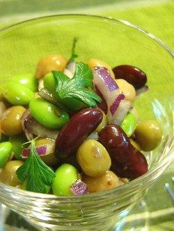 前菜は柿&・・・☆秋野菜のペンネグラタンと献立♪_c0139375_165767.jpg