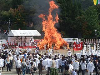 八海山火渡り大祭_b0092684_6422247.jpg