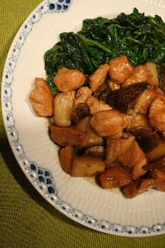 鶏肉と長芋の中華煮込み_f0141419_6121588.jpg