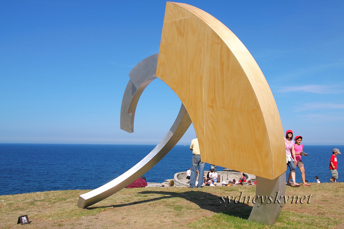 sculpture by the sea 2008 ~1~_f0084337_14495950.jpg