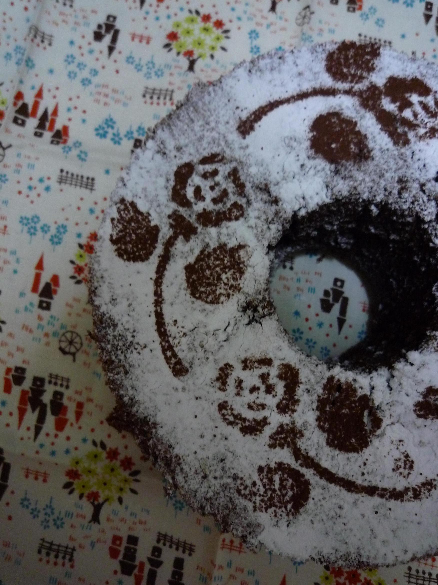 チョコレートシフォン_f0193555_20285977.jpg