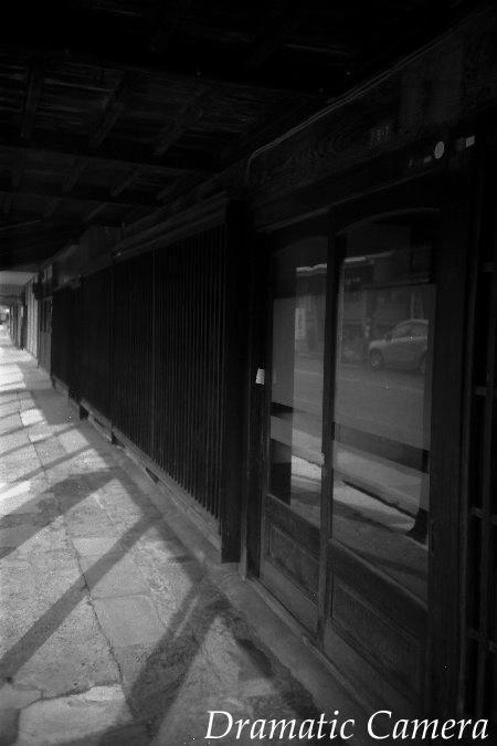 LOMO LC-Aと行く 高田の町家 雁木のある風景_d0107372_20222875.jpg