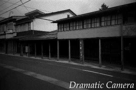 LOMO LC-Aと行く 高田の町家 雁木のある風景_d0107372_20224767.jpg