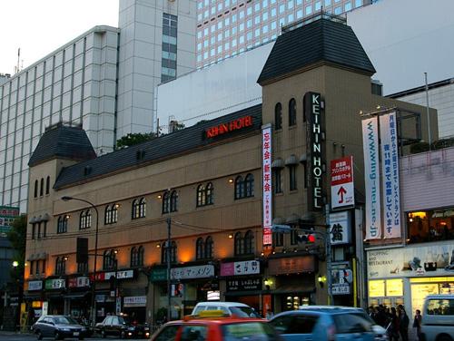 京品ホテルの思い出_d0000995_17313161.jpg