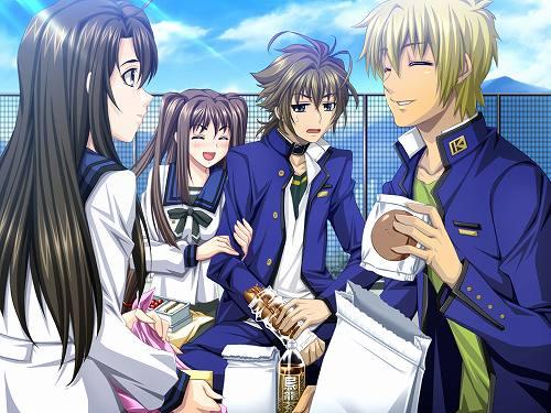 PS2版ゲームソフト「モノクローム・ファクター」Asriel(ボーカルKOKOMI)オフィシャルコメント_e0025035_23261943.jpg