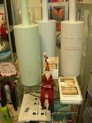 ちょっと早いけどクリスマス!!とブログデビューなイカスふたり。_b0125570_10593849.jpg