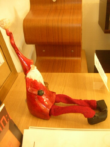 ちょっと早いけどクリスマス!!とブログデビューなイカスふたり。_b0125570_10595088.jpg