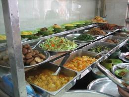 ミャンマー:ヤンゴンの食堂「203」_e0152073_353856.jpg
