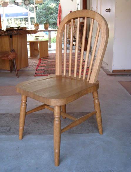 木の椅子 2点_f0171785_15521942.jpg