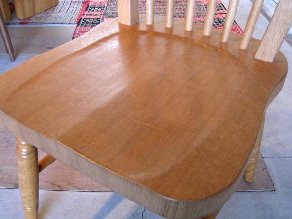 木の椅子 2点_f0171785_160022.jpg