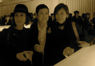 agnes b.25ans show&party @国際展示場_f0164187_163398.jpg