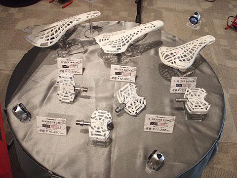 「SCHWINN」「CENTURION」2009モデル展示会_e0126901_12543358.jpg