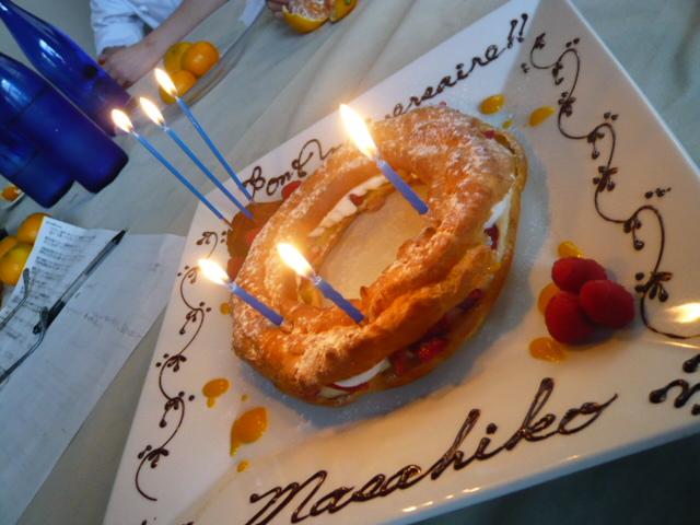 「吉田氏」の誕生日の日です♪_b0077531_0451172.jpg