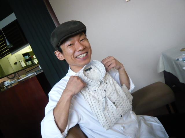 「吉田氏」の誕生日の日です♪_b0077531_0462324.jpg