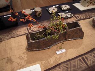 彩花教室作陶展、22日から26日まで_e0109554_83835.jpg