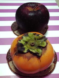松本家の柿。_f0143188_2231129.jpg