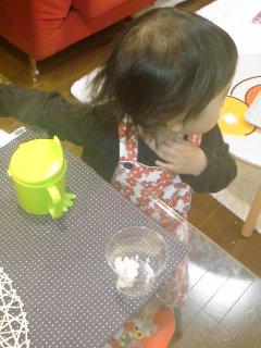 """豆乳の\""""もっちり\""""シフォンと・・・イタズラ下娘。_f0177295_19244060.jpg"""