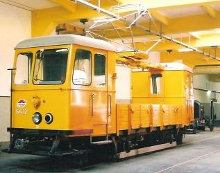 ウィーン市電事業用車の保存車_e0030537_1295576.jpg