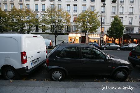 どっち向きで駐車してもいいんだ…。_c0024345_5522964.jpg
