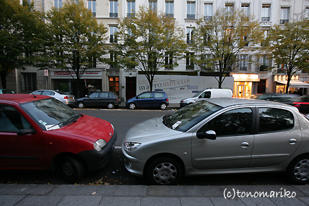 どっち向きで駐車してもいいんだ…。_c0024345_553049.jpg