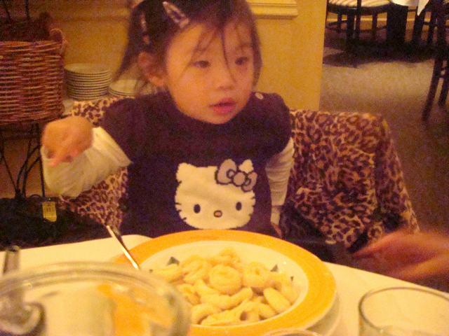 可愛い子たちとの夕食、_d0100880_9192167.jpg