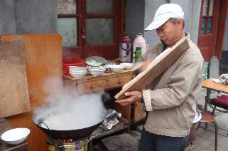 北京 刀削麺_e0077899_4594282.jpg