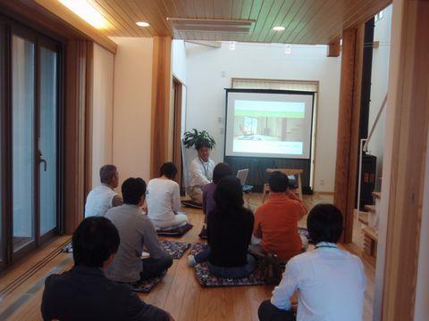 住まい教室「Livアカデミー」を開催しました!_a0059217_1104450.jpg