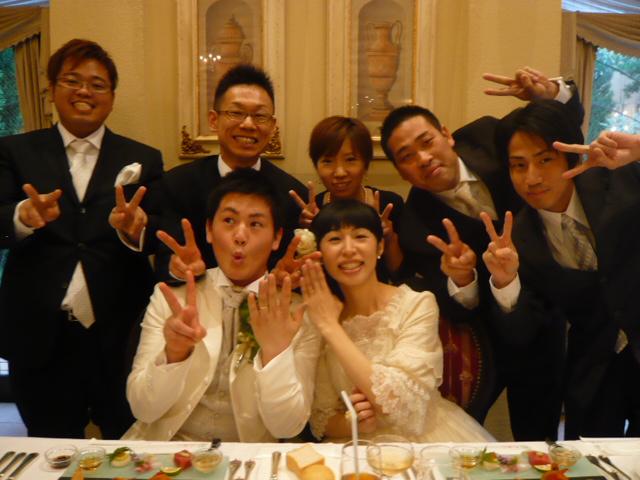 結婚おめでとう~♪_b0077531_2233939.jpg