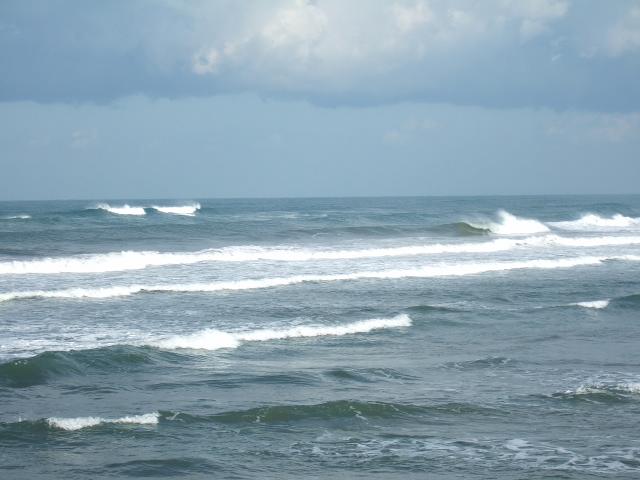 今日の海_c0132732_9373757.jpg