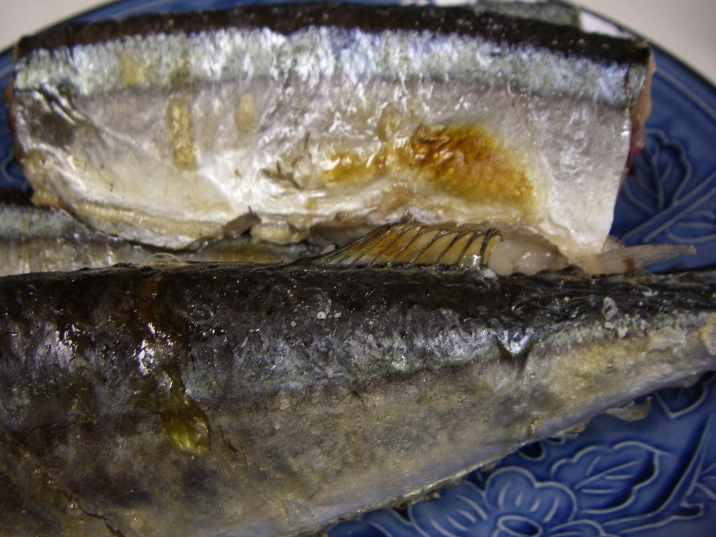 秋刀魚の炊き込みご飯を再現_f0015348_0162581.jpg