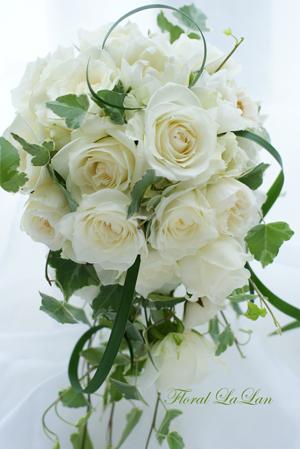 ayakoさんWedding Bouquet_d0141376_23135776.jpg