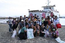 2008/9/20 福岡環境映像祭2008 in 能古島_b0013387_12551611.jpg