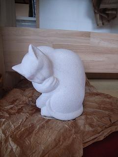 石彫 : 江本幸二   (旧近衛邸の展覧会)_f0059988_1465619.jpg
