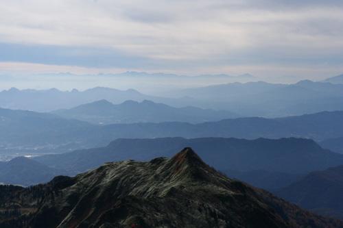 紅葉と樹氷の武尊山(ホタカヤマ) 2158m 群馬県_d0055236_0204486.jpg