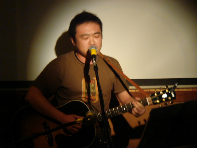 第3回Open Mic.@MyBackPages_c0006767_8291034.jpg