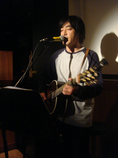 第3回Open Mic.@MyBackPages_c0006767_8294079.jpg